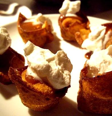 Reader Recipe: Pumpkin Wontons