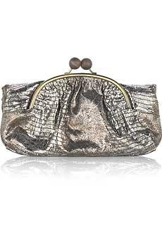 Erva Leather double clutch