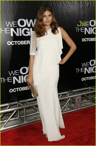 Eva Mendes' white dress: Love it or Hate it?