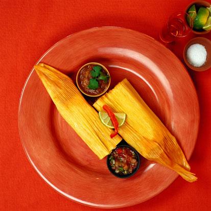 Come Party With Me: Cinco De Mayo - Menu (Appetizers)