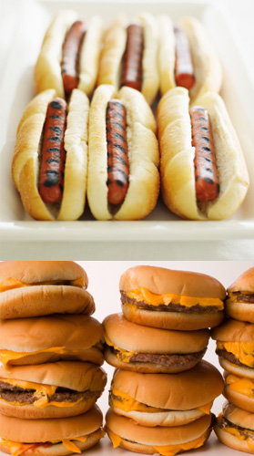 do you prefer hot dogs or hamburgers popsugar food. Black Bedroom Furniture Sets. Home Design Ideas