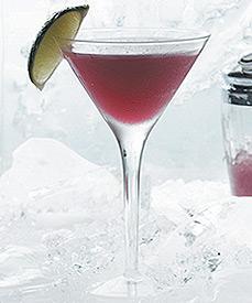 Happy Hour: Moroccan Vodka Cocktail