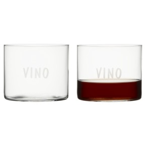 Off To Market: Red Wine Glasses