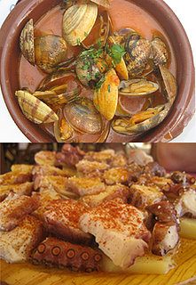 Would You Rather Eat Clams Or Octopus?