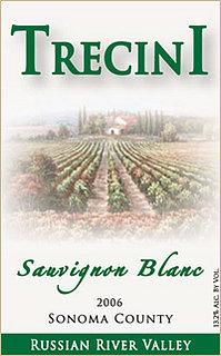 Happy Hour: Trecini Sauvignon Blanc