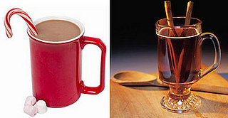 Would You Rather Drink Hot Chocolate or Apple Cider?