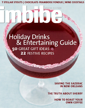 2007's Best Food Magazine Is...