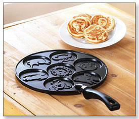 Zoo Animals Pancake Pan ($35)