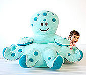 Ollie the Octopus Stuffed Chair (Sale $54.60)