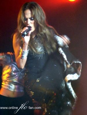 Jennifer Lopez New York Concert