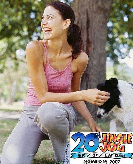 Out and About: Georgia's Jingle Jog
