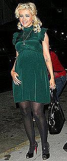 Christina Milian Says It's a Boy For Christina Aguilera!