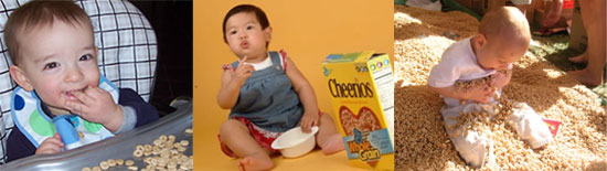 Lil Tip: Cheerios – The Great Distracter