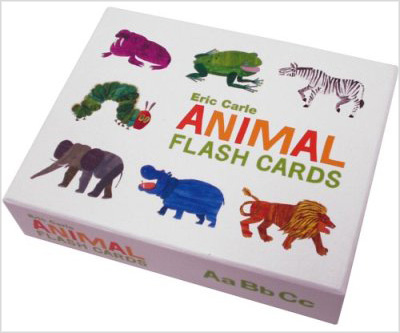 Toy Box: Eric Carle Flash Cards