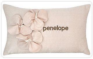 Pimp Your Crib: Elle and Evans Nursery Pillows