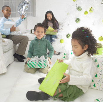 Kiddie Soiree: Holiday Party Ideas