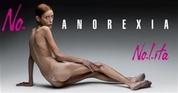 """No to Anorexia"" -Nolita campaign"