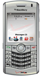 November 1st Launch Date for the Verizon BlackBerry Pearl