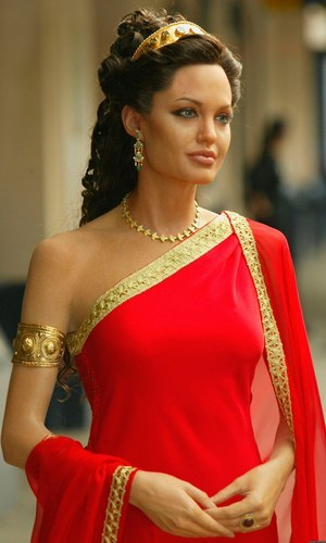 Angelina Jolie Gets SAG-gy