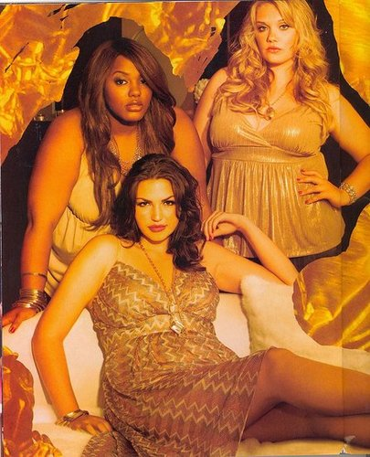 Torrid Gold Holiday Ad