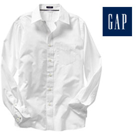 Fab Flash: GAP Gets Creative With Whites