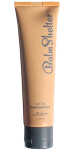Tuesday Giveaway! The Balm BalmShelter Tinted Moisturizer