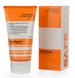 Oh Man: Anthony Logistics Self Tanner with Anti-Aging Complex