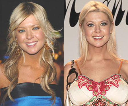 Do You Prefer Tara Reid With or Without Bangs?