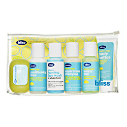 Friday Giveaway! Bliss Sinkside Six-Pack