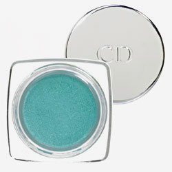 Blue is Back, Part I:  Green-Blue Eye Shadows