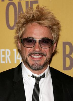 Love It or Hate It? Robert Downey, Jr. Goes Blonde