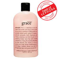 Saturday Giveaway! Philosophy Amazing Grace Bath, Shampoo & Shower Gel