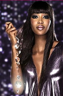 Quick Quiz: What's The Name of Naomi Campbell's Latest Fragrance?