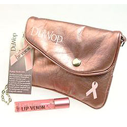 Think Pink: DuWop Purse Your Lips