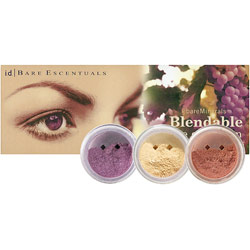 Sunday Giveaway! Bare Escentuals bareMinerals Blendable Eye Collection Wine Country