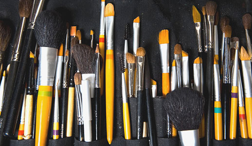 Makeup Brush Hair Types to Makeup Brush Hair Types