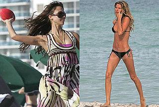 Which Beach Babe Has Sexier Hair?