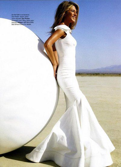 How-To: Jennifer Aniston's Magazine Makeup Look