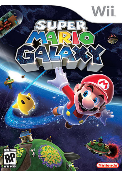 Super Mario Galaxy Teaser Video