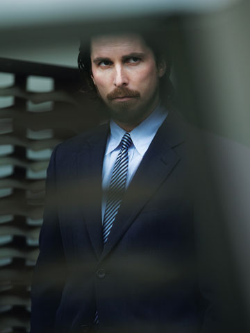 What do you think of Christian Bale facial hair?