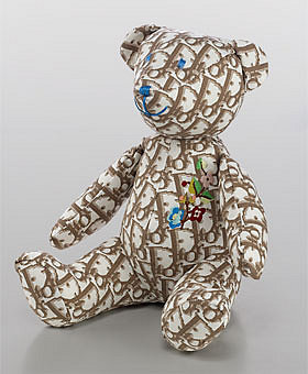 eLUXURY - Dior - CD Customized Teddy