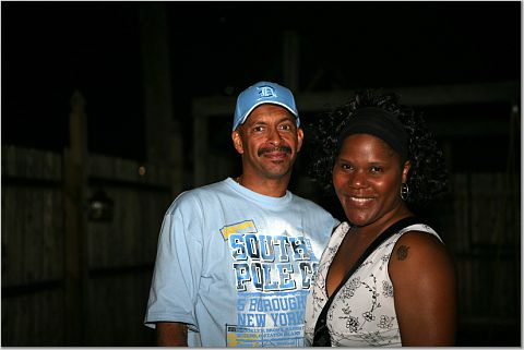 Rick and Tashia