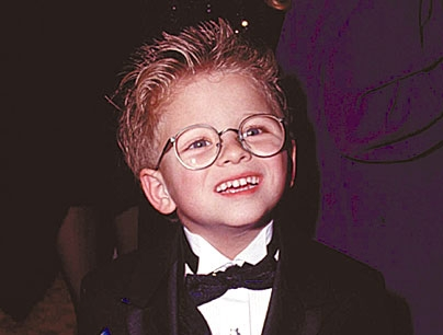 Jonathan Lipnicki(Then and Now)