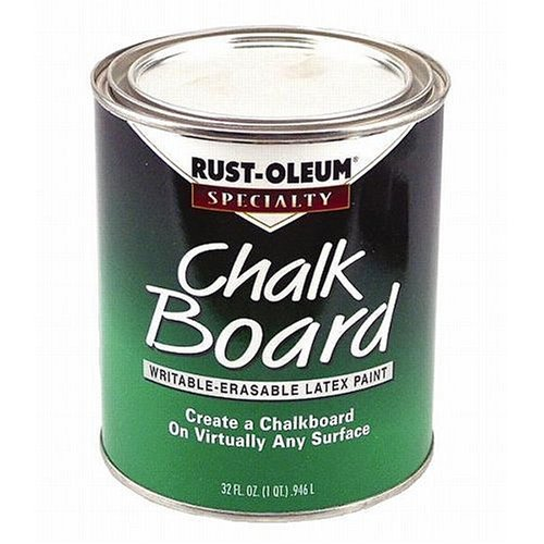 From the Archives: Chalkboard Paint