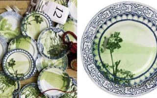 Anthropologie Scenic Dinnerware: Love It Or Hate It?