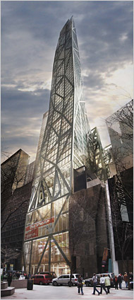 This Just In: Jean Nouvel to Transform NYC Skyline