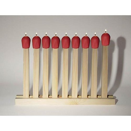 Love It or Hate It? The Last Match Menorah