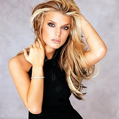 Jessica Simpson Hairstyles Pictures, Photos, Images, and Biography