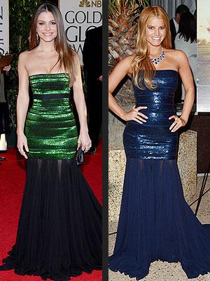 Fashion Faceoff: Maria Menounos vs. Jessica Simpson