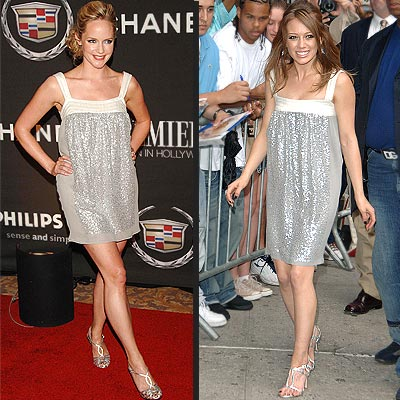 Fashion Faceoff: Marley Shelton vs. Hilary Duff